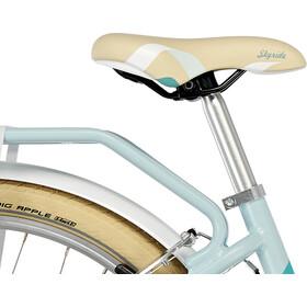 "Puky Skyride Light Classic 24"" Bicicleta 7 marchas Niñas, himmel blue"